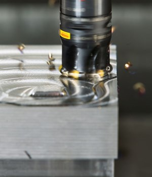 Mold and Die as Key Indicator Brings New Cutting Tool Tech at IMTS