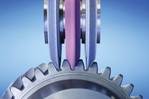 An Alternate Method of Grinding Big Gears