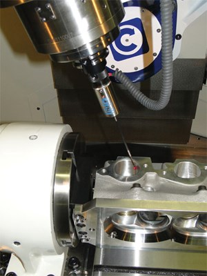 New Type of Probe Excels at Digitizing
