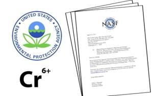 NASF Says EPA Chromium Air Rules Have Major Flaws