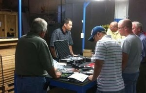 Powder Coating Training Class is Aug. 14-15