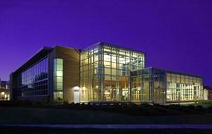ANODIZING: Saginaw Valley State University building meets LEED certification