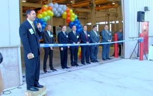 Rosler Celebrates Expansion of Michigan Facility