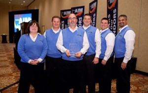 Wagner Receives Sherwin-Williams' Partner of the Year Award