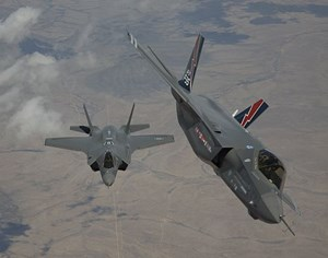 Approved: Cryogenic Machining for the F-35 Fighter