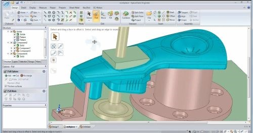CAD Like a Video Game
