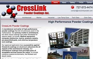 Hentzen Coatings Acquires Florida's CrossLink Powder Coatings
