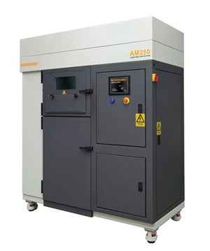 Renishaw's Melting Additive-Metal Manufacturing Systems: AM125 and the AM250