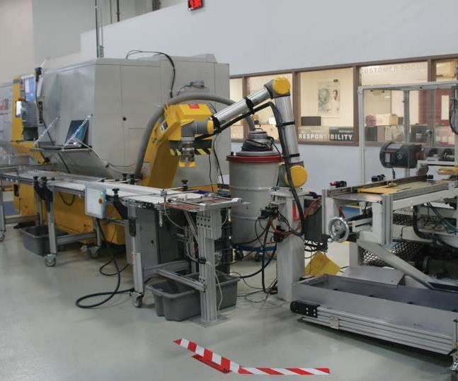 manufacturing line