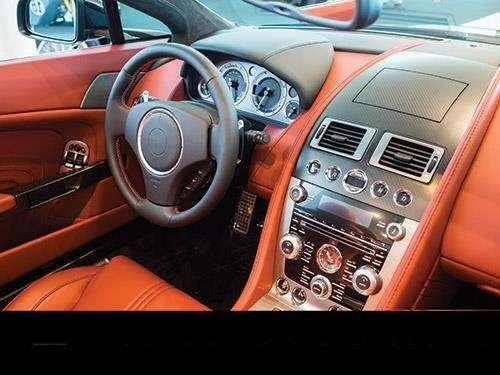 car interior instrument panel support beams