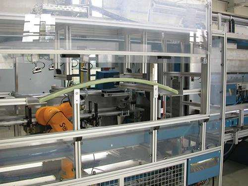 automated production line