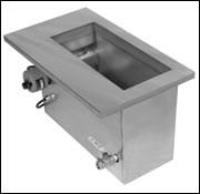 Bench top ultrasonic tank