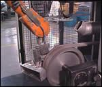 Polishing and buffing robots