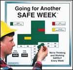 Safety awareness motivational system