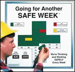 Safety awareness motivational system
