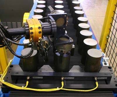 Proximity switches for robotic part handling