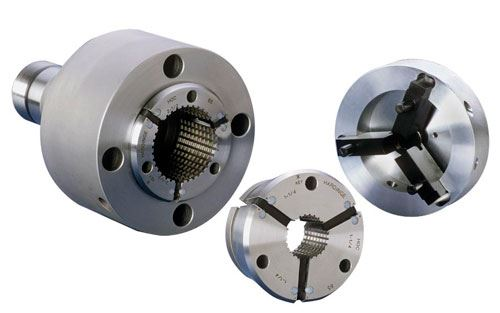 Spindle-Mount Solid-Body Draw Collet