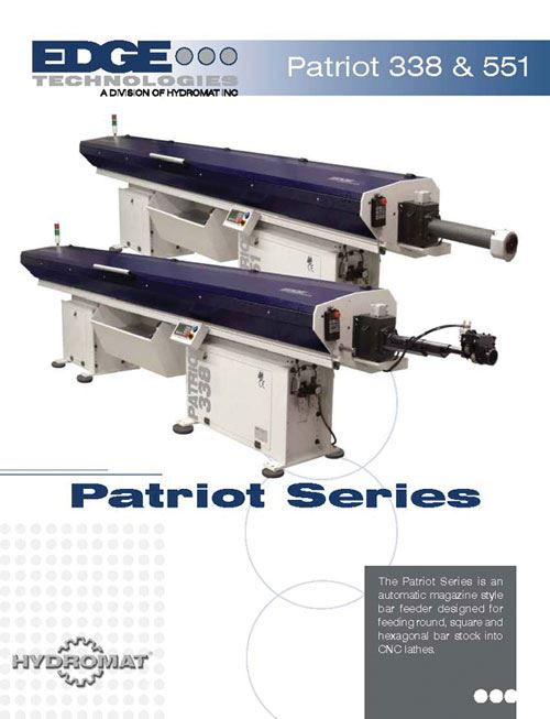 Edge Patriot Series Literature