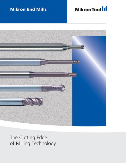 Mikron End Mill Literature