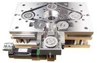 E-Drive electric valve-gate actuator