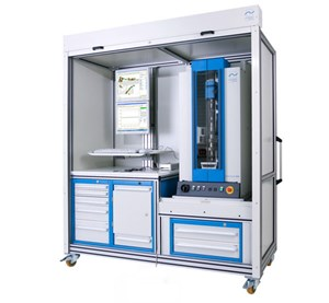 Opticline non-contact CNC gaging system