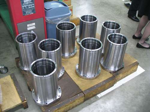 Spindle housings