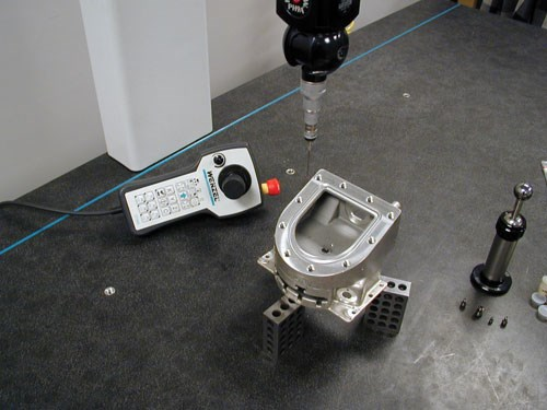 military vehicle shifter housing