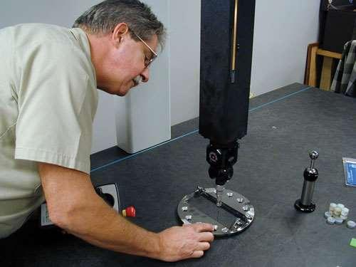 segment component inspection