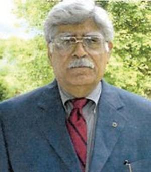 Dr. Bhuvenesh Goswami mug shot