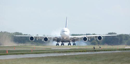A380 at EAA 2009
