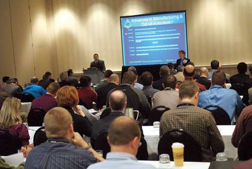SAMPE 2009 Conference session