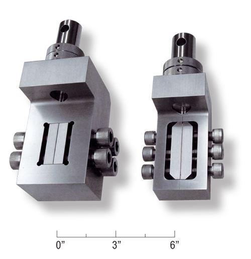 Fig. 4 - BCLS fixture & ASTM D 7078 fixture