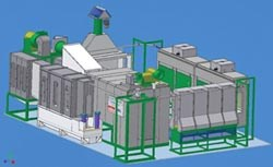 Modular EcoFlex and MicroFlex systems