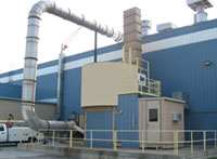 Installation of an energy-efficient RTO unit