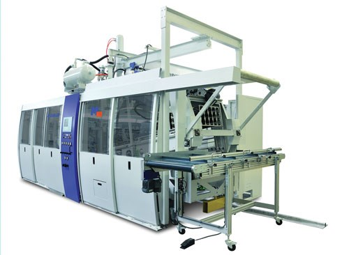 Thermoforming New Roll Fed Systems Boost Output