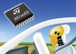 STMicroelectronic acceleration sensors