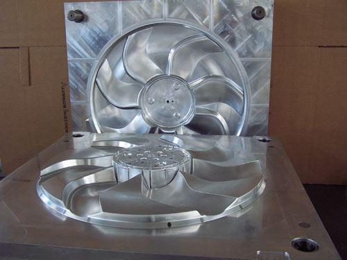aluminum injection mold company