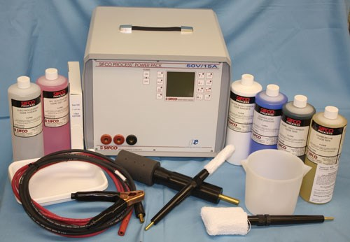 plating rectifier and tools