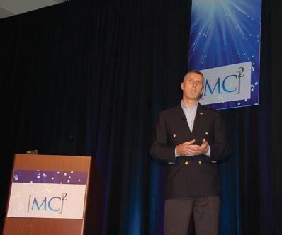 Doug Woods, president of AMT