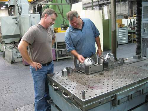 evaluating which type of five-axis machine to use
