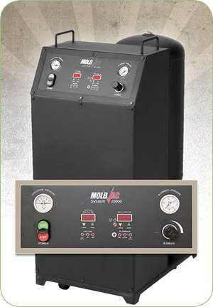 Mold-Vac 20,000 from CAE Services Corp.