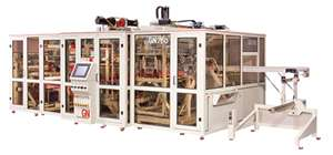GN760 thermoformer from GN Thermoforming Equipment will appear at NPE 2012
