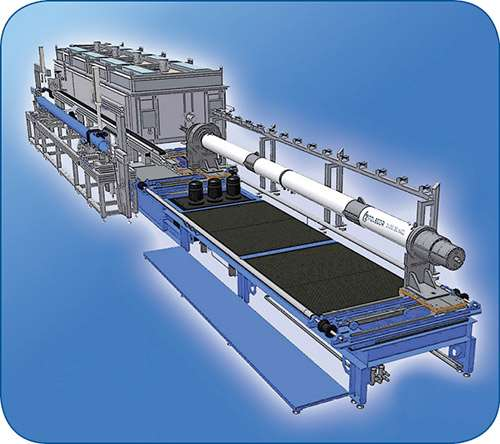 Molecor PVC pipe orienting system to be shown at NPE 2012