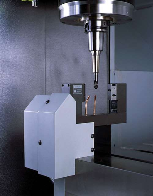 laser tool measurement