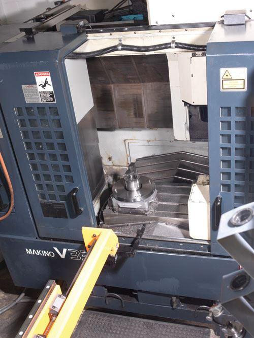 mold machine automation
