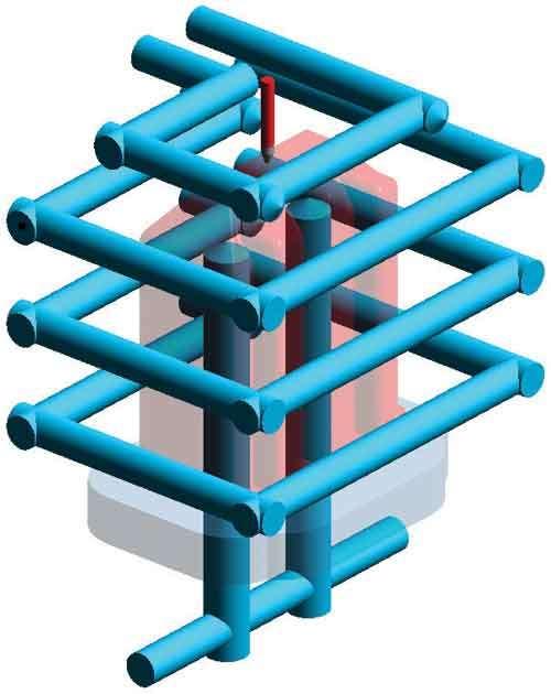 standard cooling design