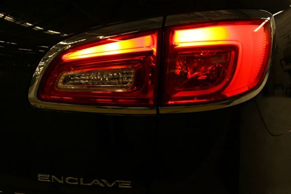 Buick Design Mods to the 2013 Enclave image