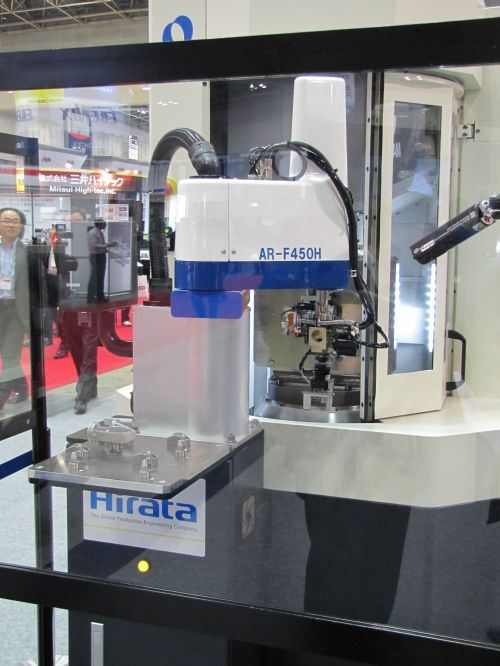 Hirata robot