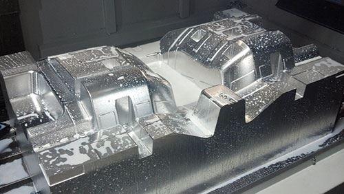 cowl side prototype