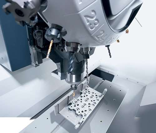 multitasking machining molds
